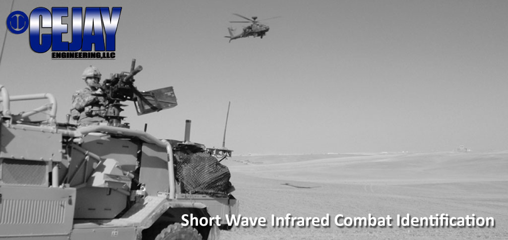 Short Wave Infrared Combat Identification